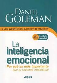 Daniel Goleman libro de Inteligencia Emocional