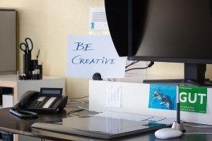 cómo ser creativo en la empresa