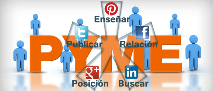 PYME redes sociales